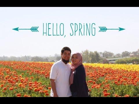 Hello, Spring! :)