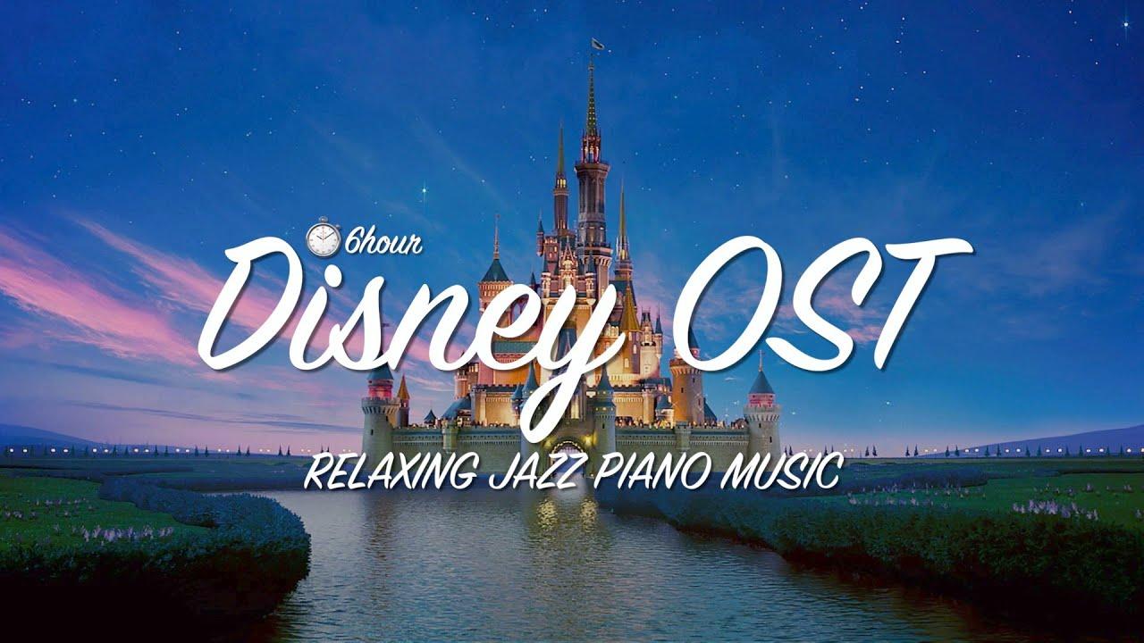 💕  디즈니 OST 피아노 연주 모음 l Disney OST Piano Collection l 카페뮤직   Relaxing Jazz Piano Music l for study