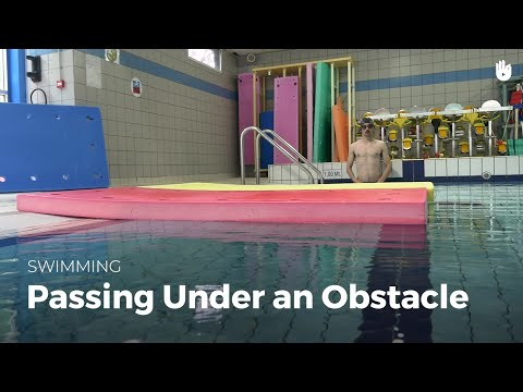 How to Swim Underneath an Object | Fear of Water