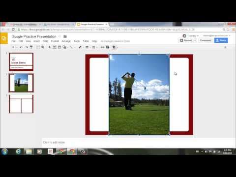 Image Cropping and Borders available in Google Slides and Drawings