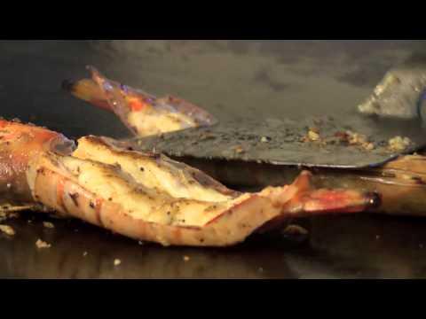 Tiger prawns fry - Red Pix