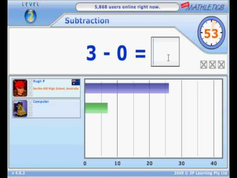 Mathletics Can Be Hacked