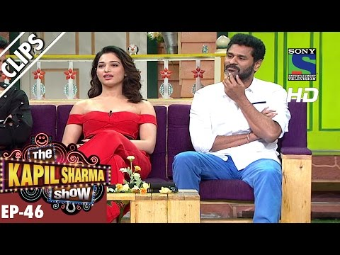 Xxx Mp4 Tamanna Bhatia And Prabhu Deva In The Kapil Show The Kapil Sharma Show Ep 46 25th Sep 2016 3gp Sex