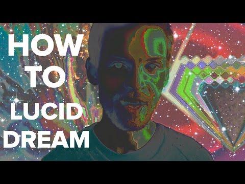 How I Achieve Lucid Dreams