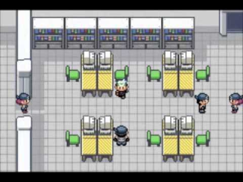 Pokemon Emerald Part 24 - The Route to Fortree City and The Weather Institute!