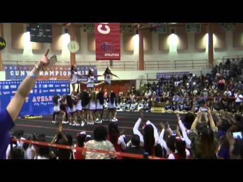 Brooklyn College Cheerleading- MAKE IT REIGN- 2016