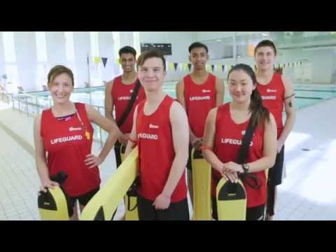 Become a Certified Lifeguard or Swim Instructor: Swim Here, Work Here