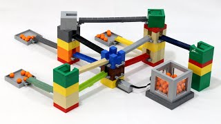 Building a LEGO Marble Run System