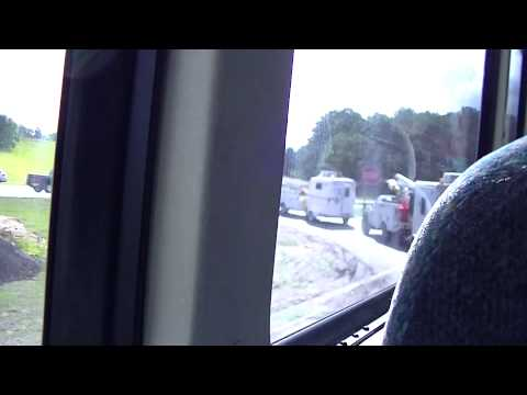 Southeastern Stages # 287 MCI D4500 pt.2/5