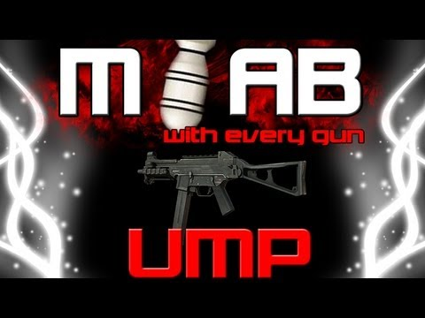 MW3 I MOAB With Every Gun Episode #5 UMP