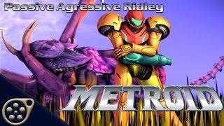 Passive Aggressive Ridley [SFM - Metroid Animation]