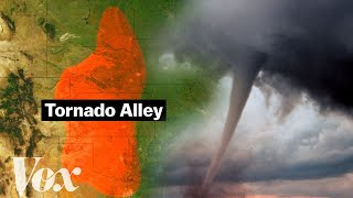 Why the US has so many tornadoes