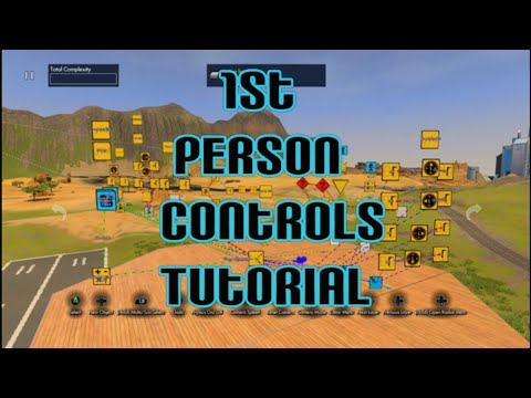 Trials Fusion 1st Person Controls Tutorial With Commentary