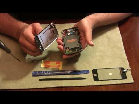How to fix an iPhone Screen / Glass /  Digitizer