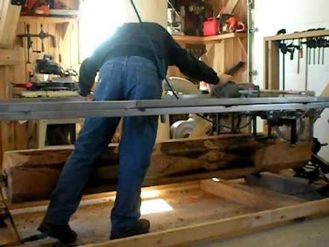 electic sawmill