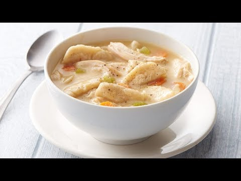 Easy Chicken and Dumplings | Pillsbury Recipe