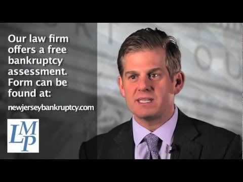 New Jersey Bankruptcy Lawyers | Who Should File Bankruptcy?