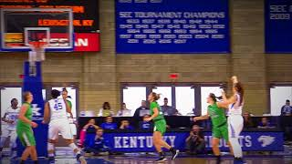 Wbb: Kentucky 69, Marshall 39 Recap