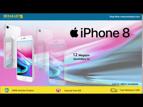 Apple iPhone 8 with FaceTime Online in UAE   Apple iPhone 8 Online In Dubai.
