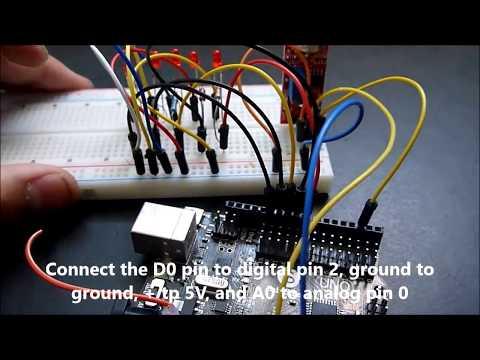 Arduino Microphone Tutorial