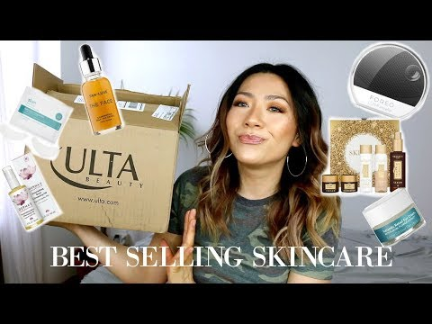 Spent $300 on Ulta's Best Selling Skincare Products | Ulta Skincare For Oily Skin Haul