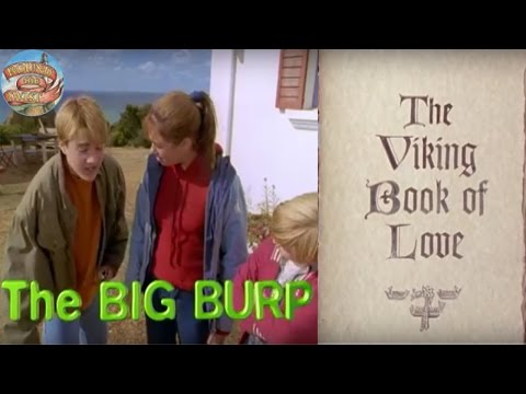 Round The Twist double pukefest #1 - The Big Burp   Viking Book of Love