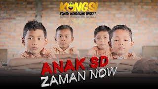 KONGSI - Komedi Mandailing Singkat - ANAK SD ZAMAN NOW - Episode Terbaru 2018