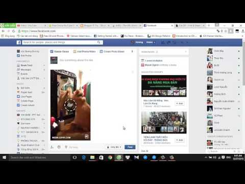 Fastest Way To Post GIF Photo On Your FaceBook