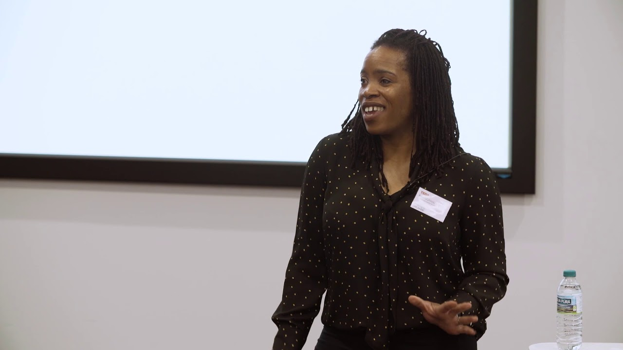 Let's talk about being Black in the Academy | Iwi Ugiagbe-Green | TEDxKeeleUniversity