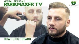 Download Стрижка бороды. Работа опасной бритвой. Как стричь бороду. parikmaxer.tv Video
