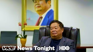 Meet the Chinese Billionaire Who Opened Shop in Ohio (HBO)