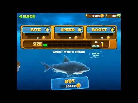 Great white shark Price (Hungry Shark Evolution)