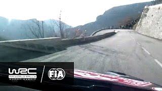 WRC - Rallye Monte-Carlo 2016: ONBOARD Ogier SS16