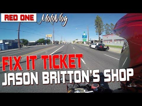 Fixing A Fix It Ticket & Jason Britton (4K Video)