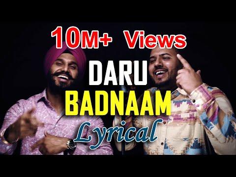 Xxx Mp4 DARU BADNAAM OFFICIAL Lyrical Video Latest Punjabi Viral Songs Kamal Kahlon Param Singh 3gp Sex