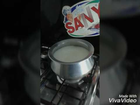 How to make low fat skim milk at home in urdu