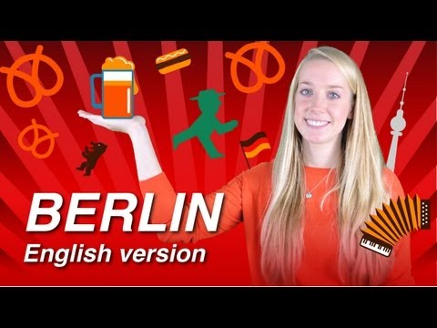 German Lesson 29 - Culture - Berlin (eng)