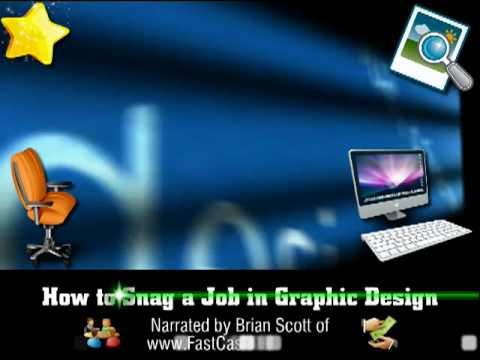 How to Snag a Job in the Graphic Design Industry
