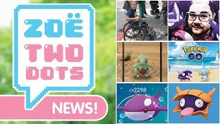 NEW WEEKLY SHOW! ZTD News! Pokemon GO and Content Creator News! ZoeTwoDots
