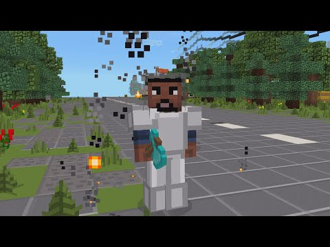 Minecraft PE - EPIC LBSG SURVIVAL GAMES!! (Pocket Edition)