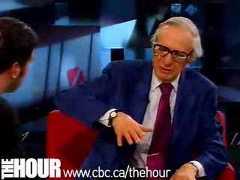 The Amazing Kreskin! on The Hour