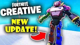 Fortnite Creative's BIGGEST Update of the Year!