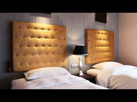 Headboard Ideas | Interior Design