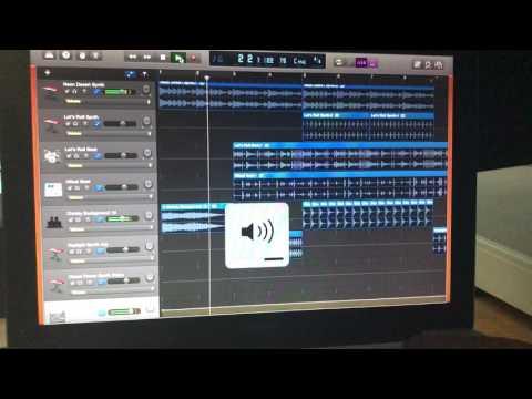 Garage Band - Mac Book Pro
