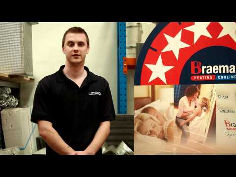 Mercury Heating & Cooling: Gas Ducted Heating Systems