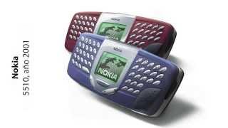 Historia Teléfonos Móviles en imágenes (1996-2014)