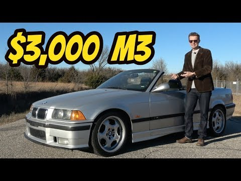 I Bought the Cheapest* BMW M3 in the USA