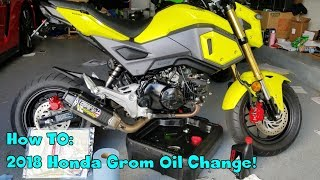 How to change your oil (GROM CLONE)   Music Jinni