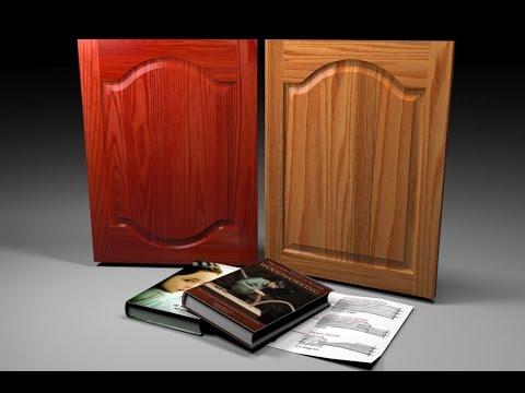 Raised Panel Door - 3ds Max - Part 1 of 2