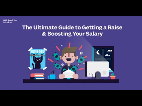 The Ultimate Guide to Getting a Raise & Boosting Your Salary